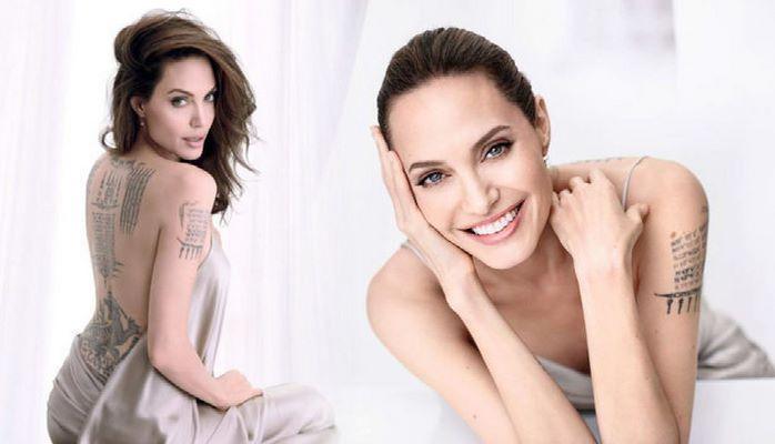 Анджелина Джоли впервые заговорила о разводе с Брэдом Питтом