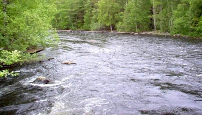 В пункте Новрузлу реки Араз отмечено понижение уровня воды на 17 см
