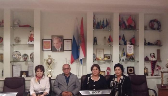 В Самаре будет открыт межвузовский Центр азербайджановедения