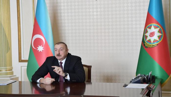 Президент Ильхам Алиев: Наши недоброжелатели, внутренние и внешние антиазербайджанские силы занимаются распространением слухов, пытаются ввести людей в заблуждение, посеять панику среди них