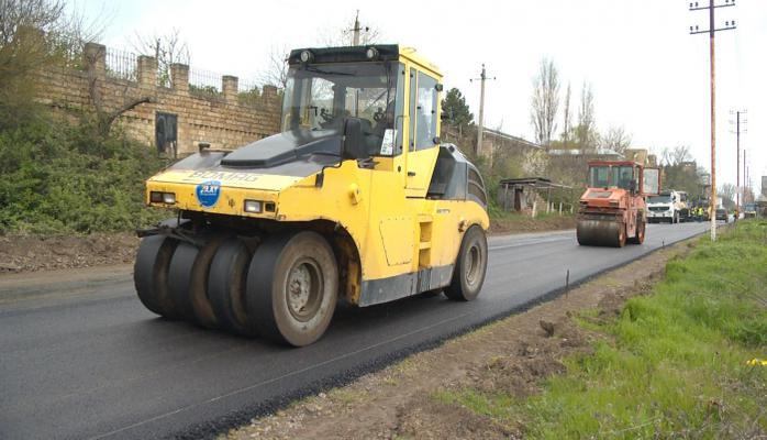 Xudat-Nabran avtomobil yolu əsaslı şəkildə təmir edilir