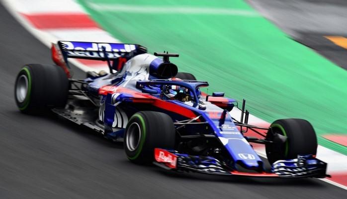 Гонщик Квят договорился о контракте с командой Формулы 1 «Торо Россо»