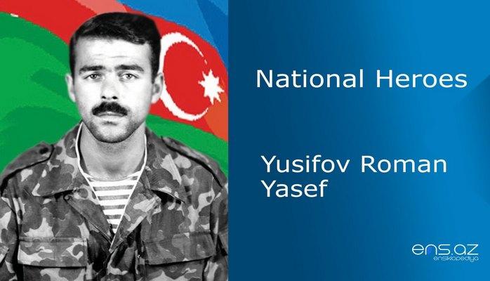 Yusifov Roman Yasef