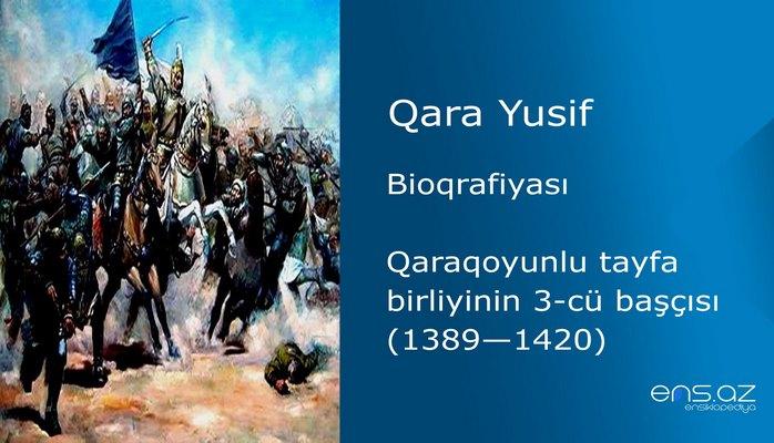 Qara Yusif