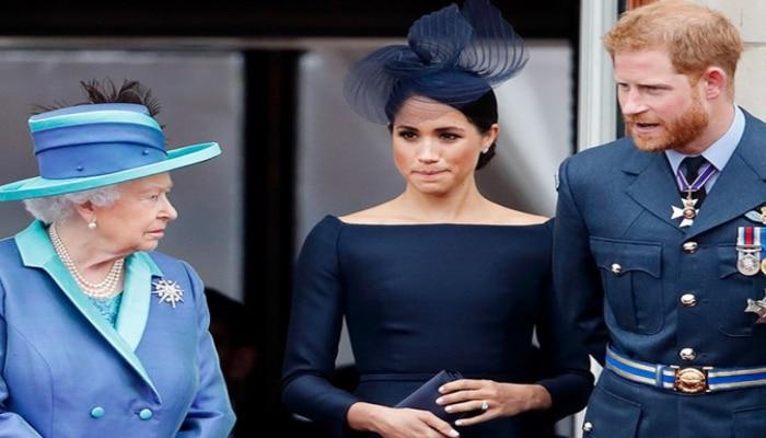 Принц Гарри и Меган Маркл лишатся королевских привилегий в марте