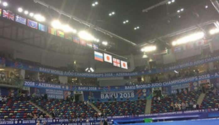 Определились первые медалисты на чемпионате мира по дзюдо