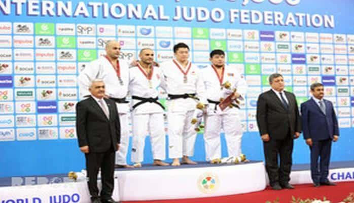 На чемпионате мира по дзюдо завершилась индивидуальная борьба