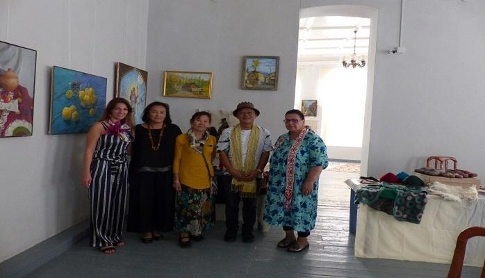 Директор Азербайджанского музея ковра избрана членом жюри международной премии