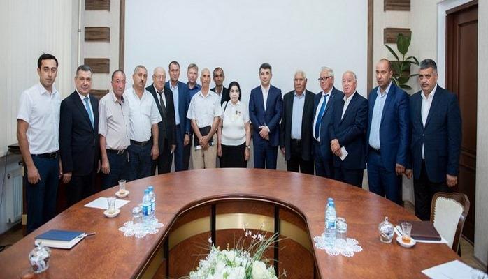Azərbaycanda Fermerlər Şurası yaradılıb