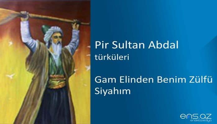 Pir Sultan Abdal - Gam Elinden Benim Zülfü Siyahım