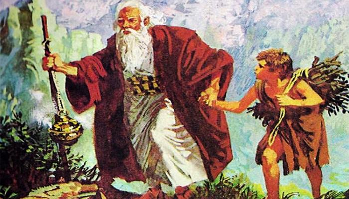 Первые еврейские поселенцы на земле Азербайджана