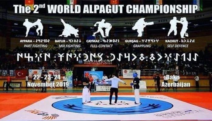 В Баку проходит чемпионат мира по алпагут