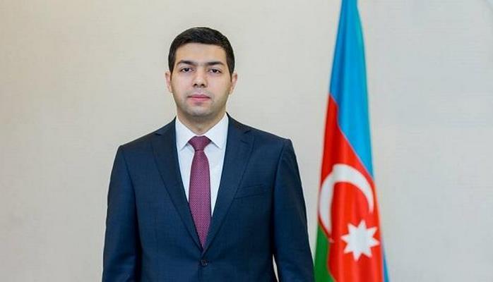 Prezident Ceyhun Salmanova vəzifə verdi