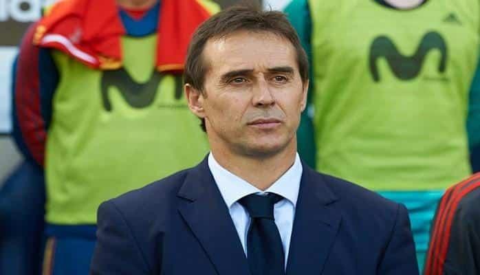 """В """"Реале"""" задумались об отставке Лопетеги"""