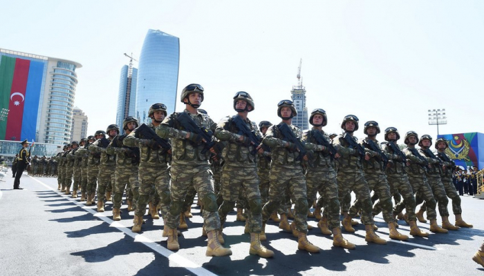 В Азербайджане начались учения военнообязанных в запасе