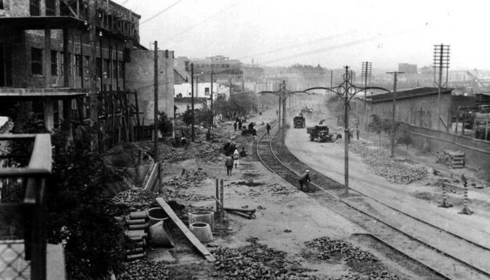 Развитие транспортной инфраструктуры Баку в раннее советское время