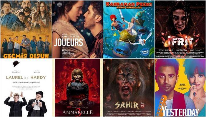 Türkiye'de bu hafta 9 film vizyona girecek