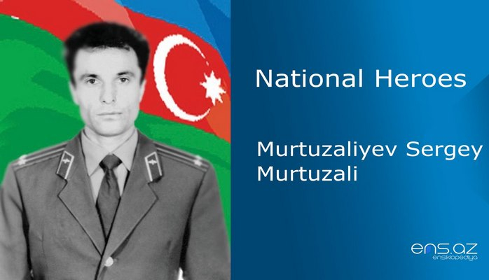 Murtuzaliyev Sergey Murtuzali