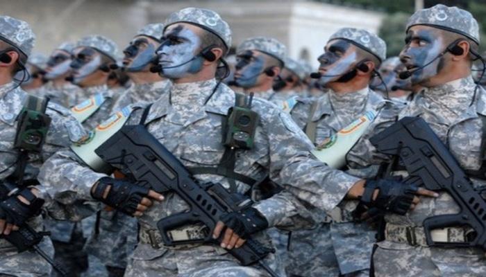 Азербайджан занимает 10-е место в списке самых милитаризованных стран мира