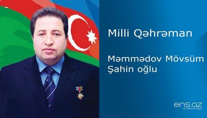 Mövsüm Məmmədov Şahin oğlu