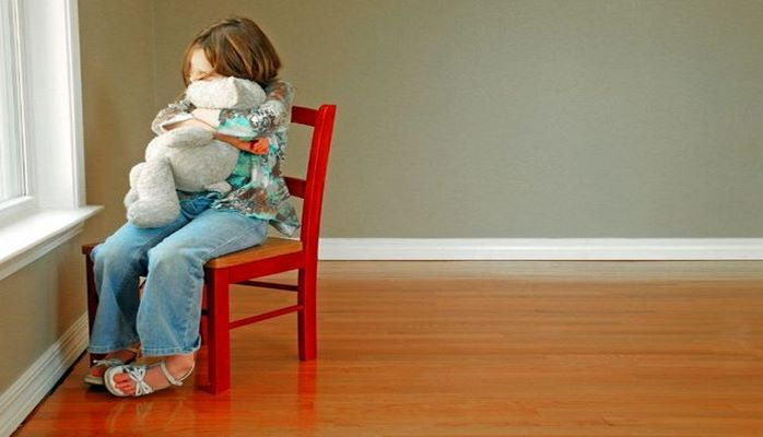 Брошенные дети ждут, когда за ними вернется мама