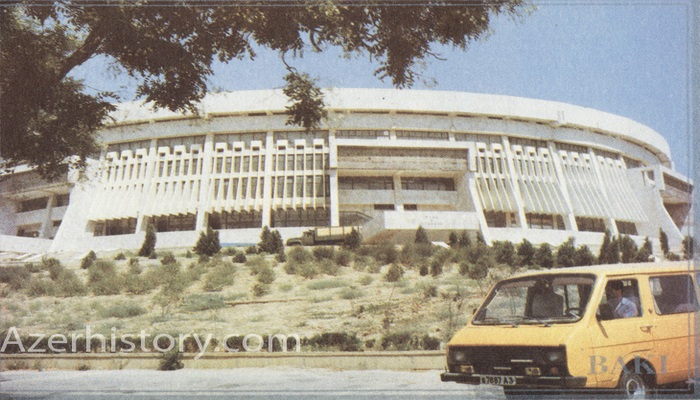Баку на открытках 1994 года (ФОТО)