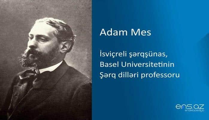 Adam Mes