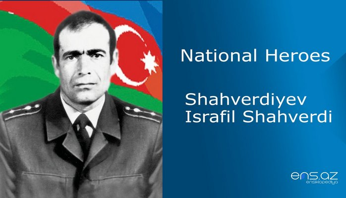 Shahverdiyev Israfil Shahverdi