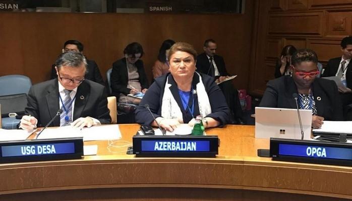 Хиджран Гусейнова: Самое главное - преодолеть стереотип, что женщина не может управлять