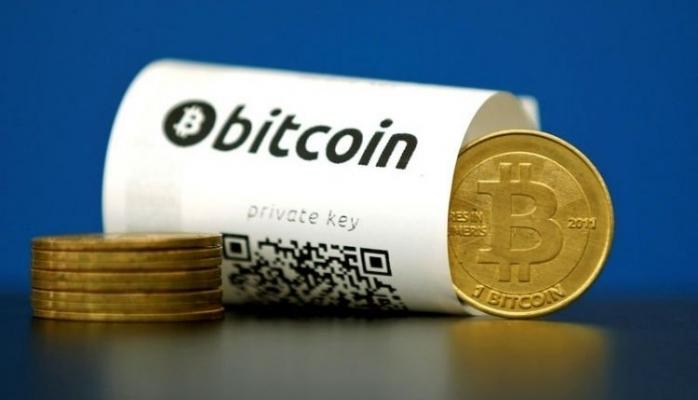 """""""Bitcoin""""in dəyəri 10 min dollardan aşağı düşüb"""