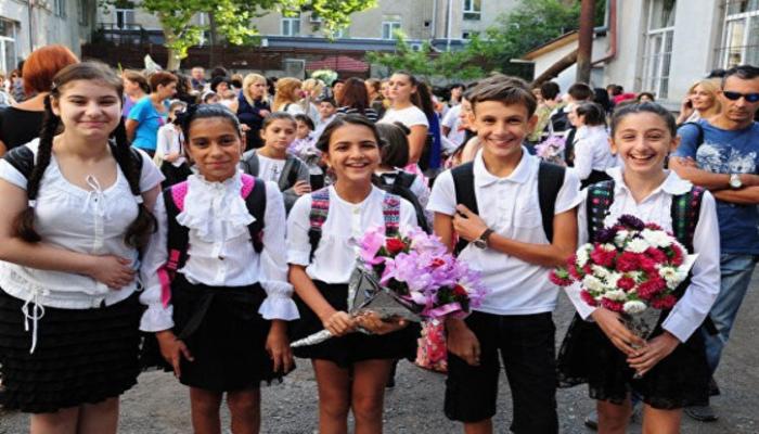 Начало нового учебного года в Грузии могут отложить