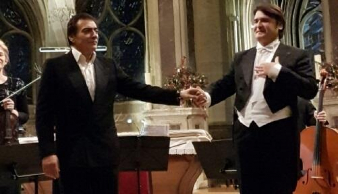 Parisdə azərbaycanlı solistlər konsert verdi