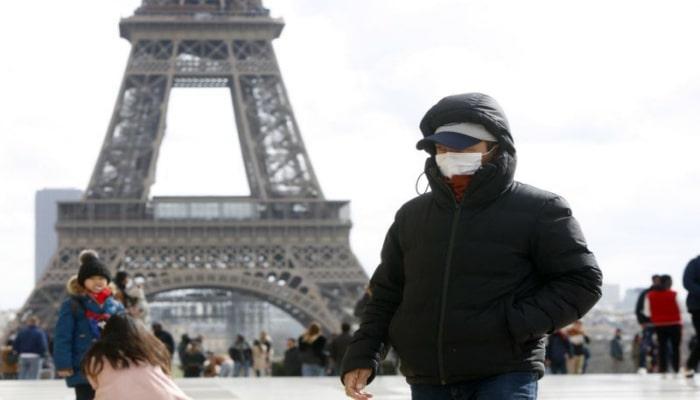 Во Франции число умерших пациентов с коронавирусом превысило 6,5 тыс.