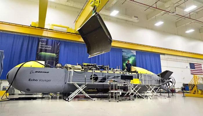 """""""Boeing"""" """"Orca"""" robot sualtı qayıqları inşa edir"""