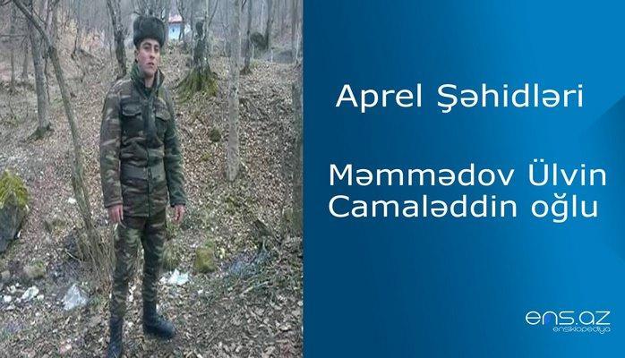 Ülvin Məmmədov Camaləddin oğlu