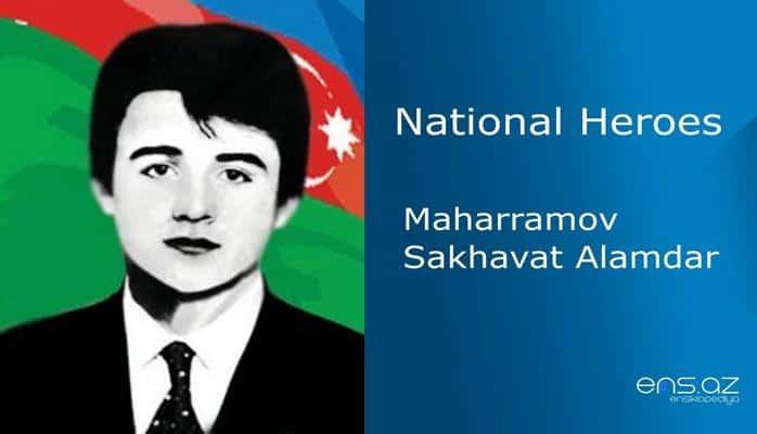 Maharramov Sakhavat Alamdar