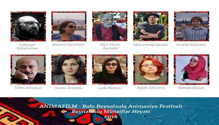 Представлен список конкурсных работ Бакинского международного фестиваля анимационных фильмов