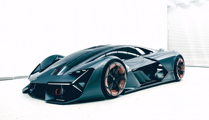 """Lamborghini""nin yeni modeli üzə çıxdı"