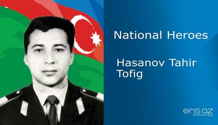 Hasanov Tahir Tofig