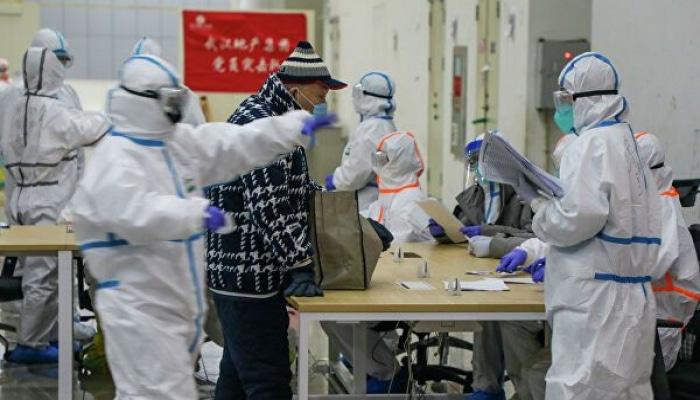 В Китае 1716 медиков заразились коронавирусом