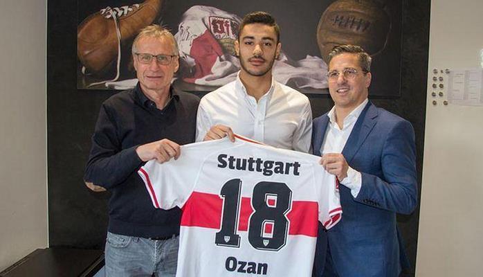 """""""Qalatasaray""""ın futbolçusu """"Ştutqart""""da - rəsmi"""