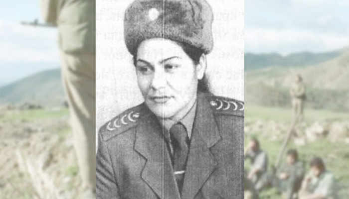 Женщины Карабахской войны: Севда Сафарова