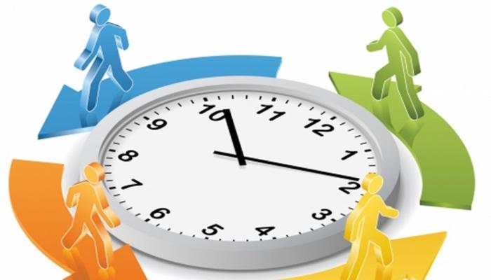 Bir işçi 6 ayda 146,4 saat çalışır