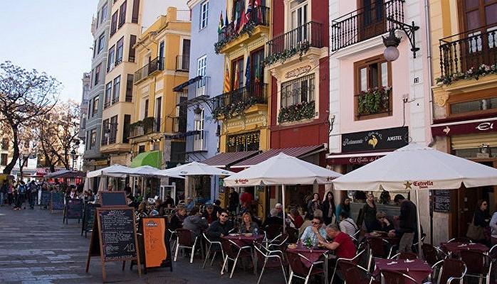 Испанский город сел на диету