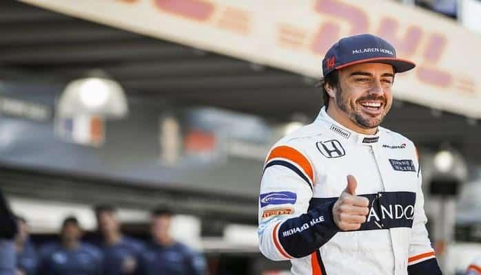 Фернандо Алонсо: Каждый этап чемпионата превращается в праздник