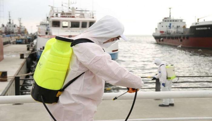 """В """"Азербайджанском каспийском морском пароходстве"""" создан штаб в связи с коронавирусом"""