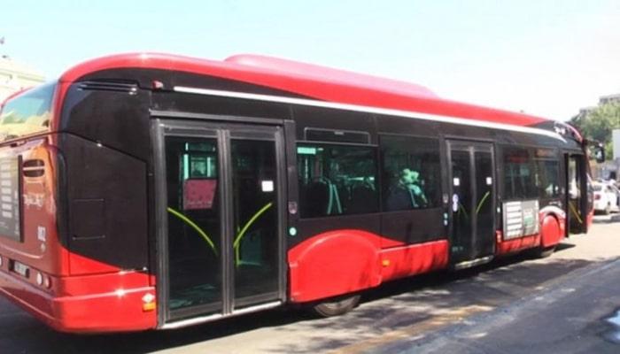 В Баку изменится маршрут движения семи автобусов