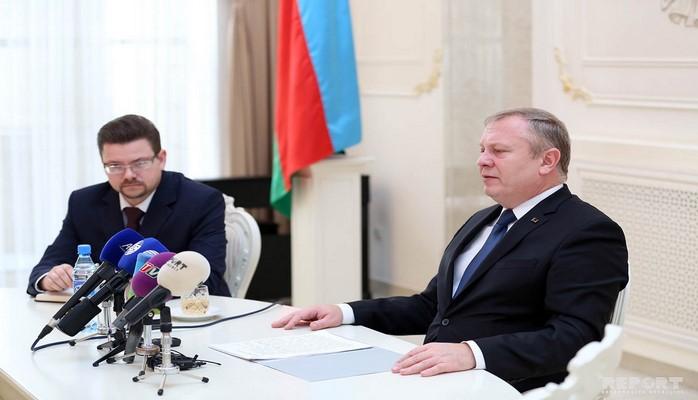 Беларусь планирует наладить регулярное железнодорожное сообщение с Азербайджаном