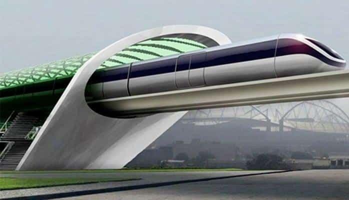 """İlk """"Hyperloop"""" tunelinin açılış mərasiminin vaxtı elan edilib"""