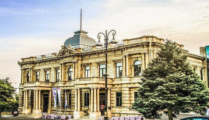 Azerbaycan mimarisi